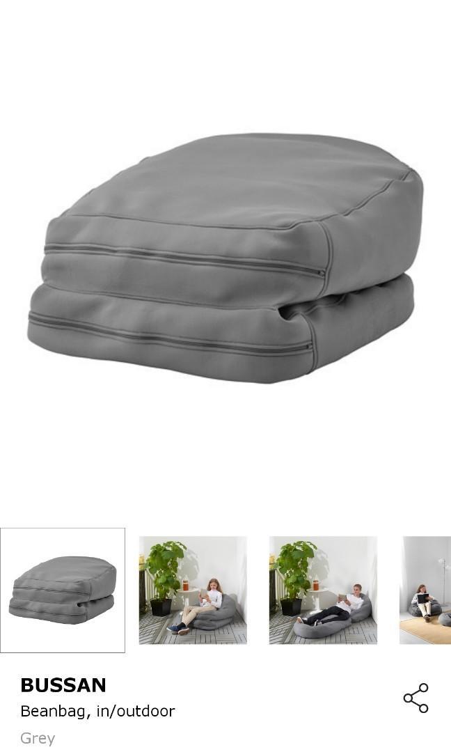 Wondrous Bean Bag Furniture Sofas On Carousell Machost Co Dining Chair Design Ideas Machostcouk