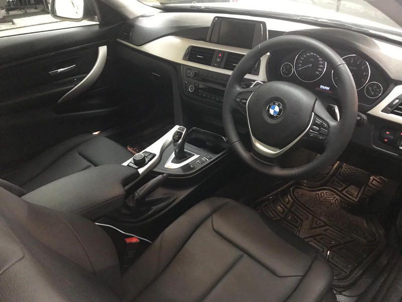 BMW 420IA COUPE 2016