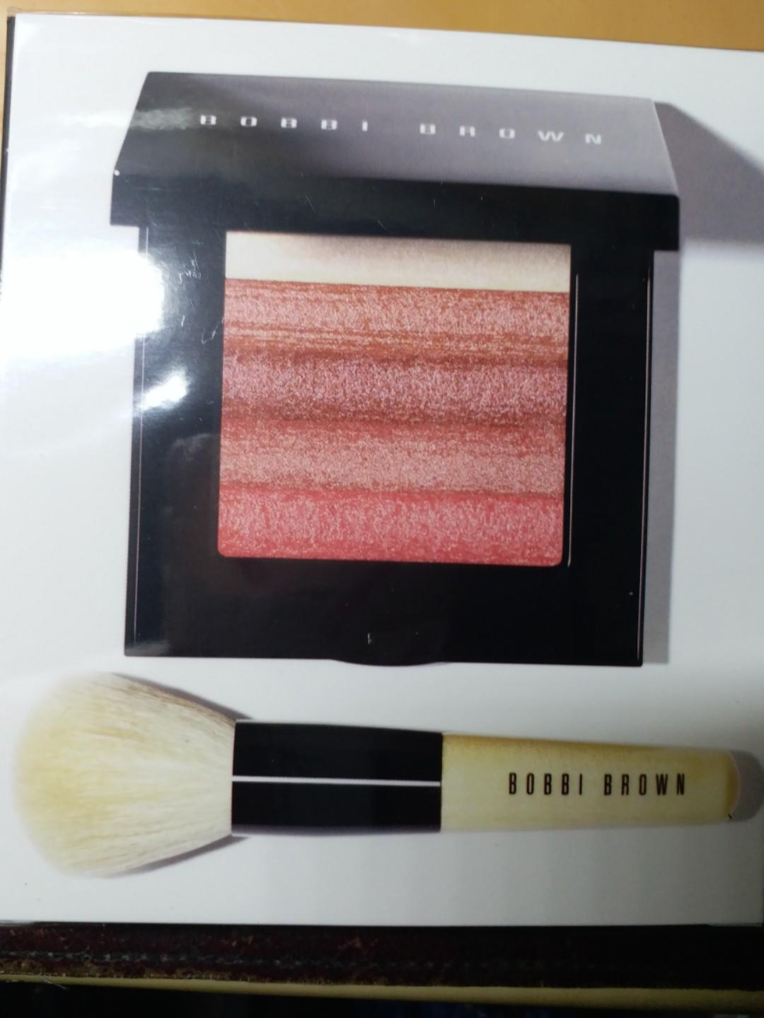 Bobbi Brown Shimmer Brick Compact