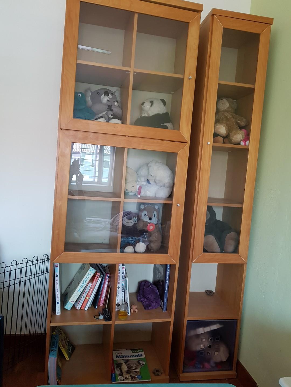 Bookshelf Furniture Shelves Drawers On Carousell