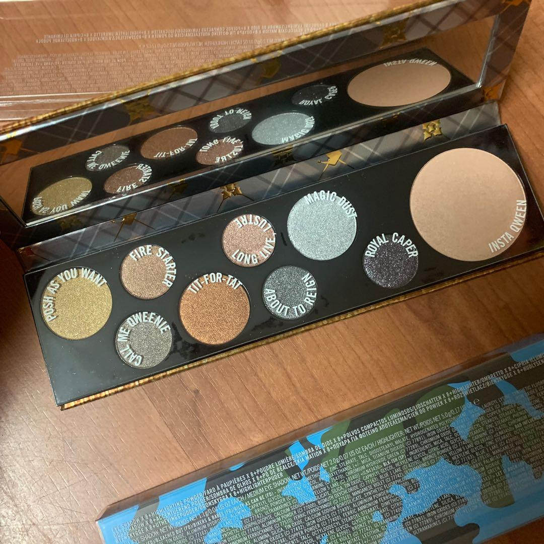 Brand new limited edition MAC palettes 100% AUTHENTIC