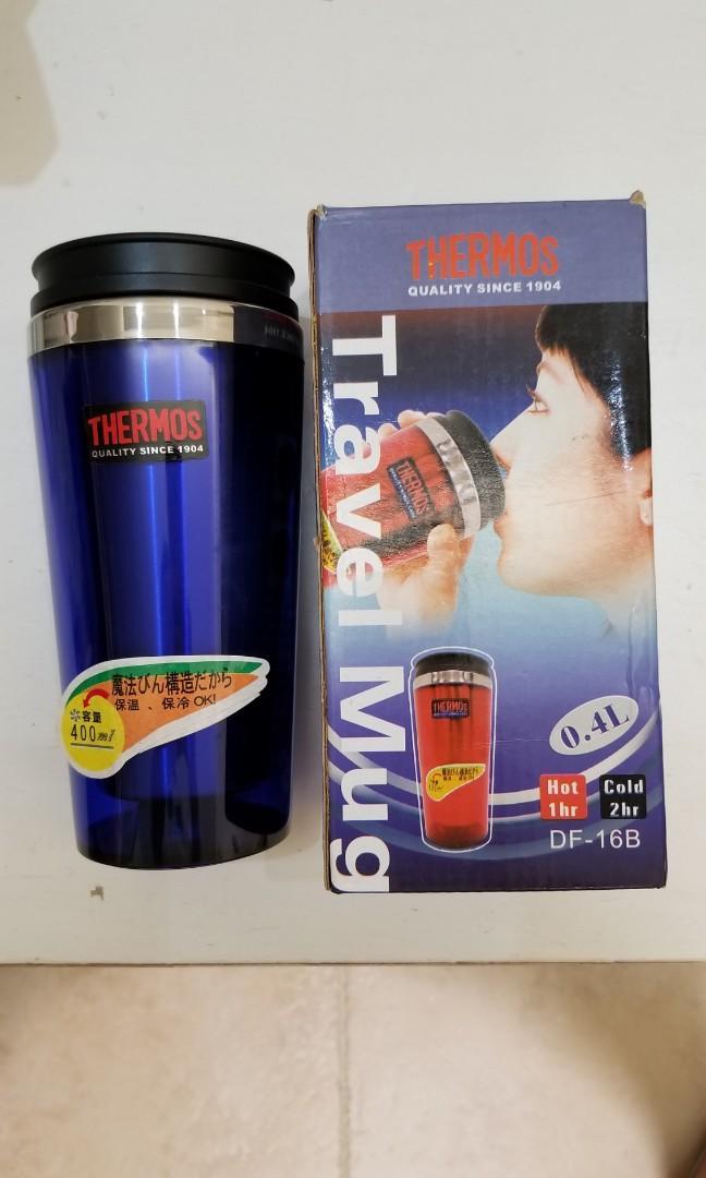 Brand new Thermos stainless steel mug