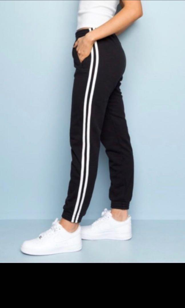 how to choose cheaper famous designer brand Brandy melville sweatpants, Women's Fashion, Clothes, Pants ...