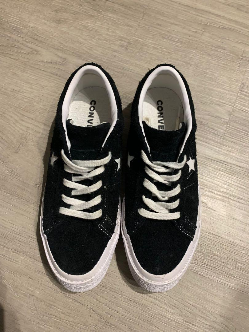 Converse One Star, Women's Fashion, Shoes, Sneakers on Carousell