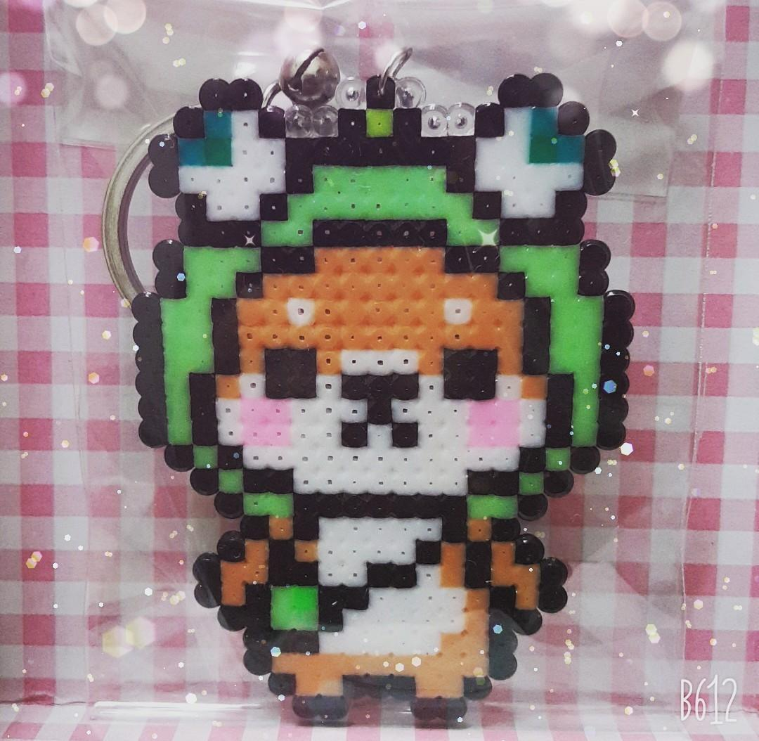 Cosplay Shiba Keychain (READY STOCK) #Craft