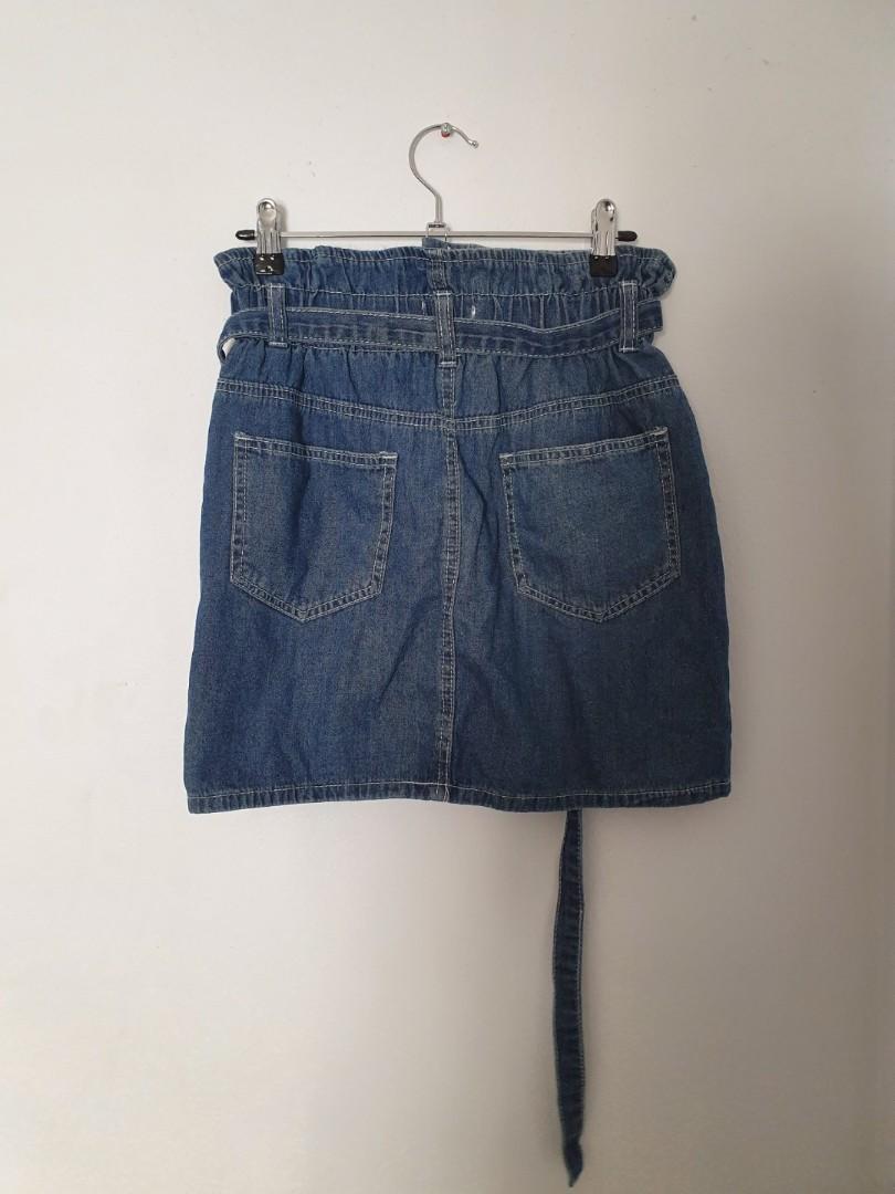 Cotton On Denim Skirt