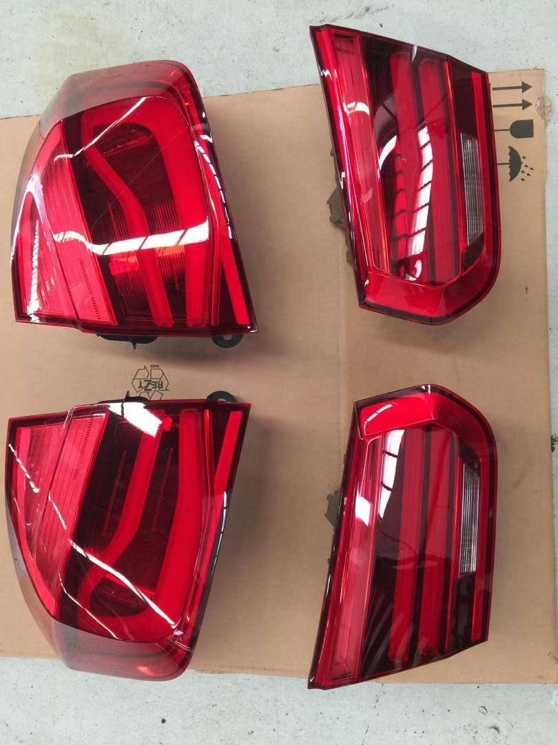 BMW NEW GENUINE F30 REAR LIGHTS TAIL LIGHT GUTTER COVER RIGHT O//S 7453334