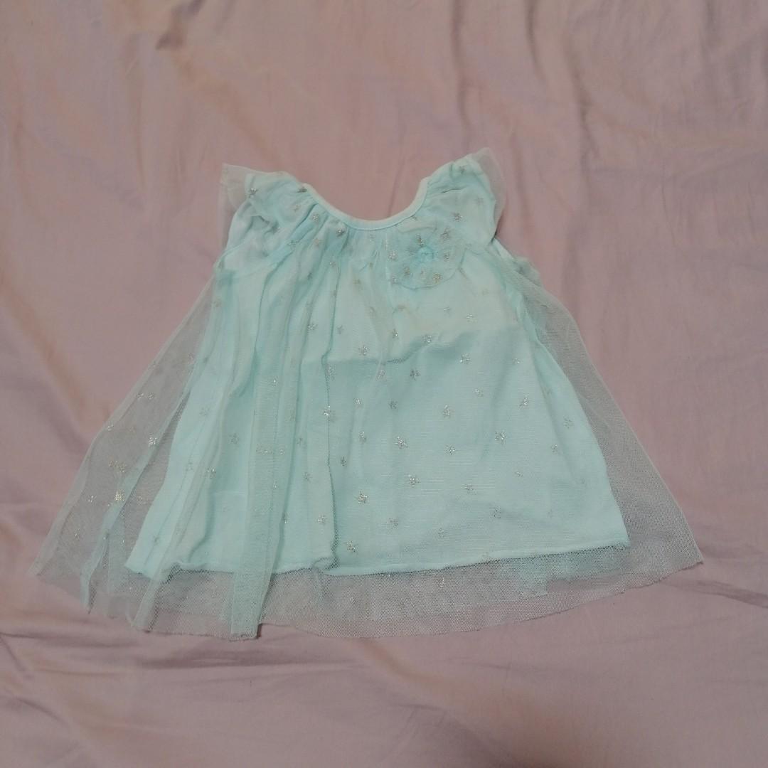 閃閃星紗裙。仙女feel。#Free$0免費包郵#