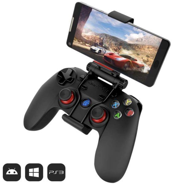 MAD GIGA Wireless Game Controller Bluetooth Gamepad Remote for PC ...