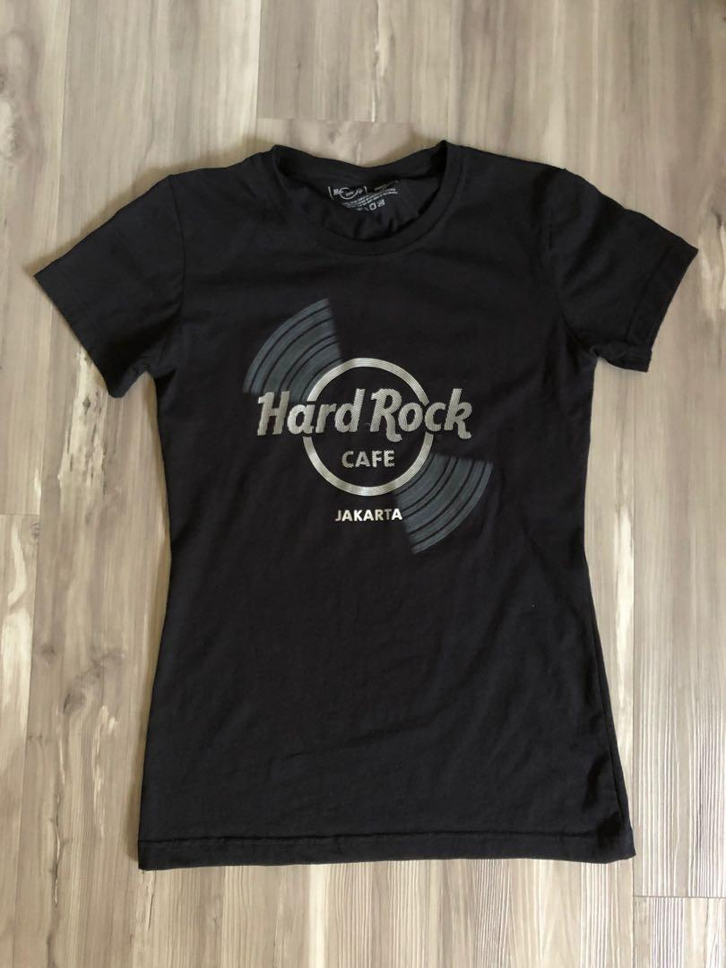 Hard Rock Cafe T Shirt Jakarta Women S Fashion Women S