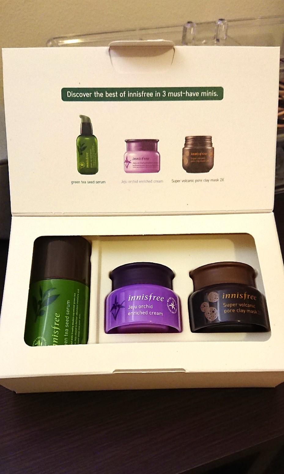 Innisfree - Assorted Travel & Sample Size Products