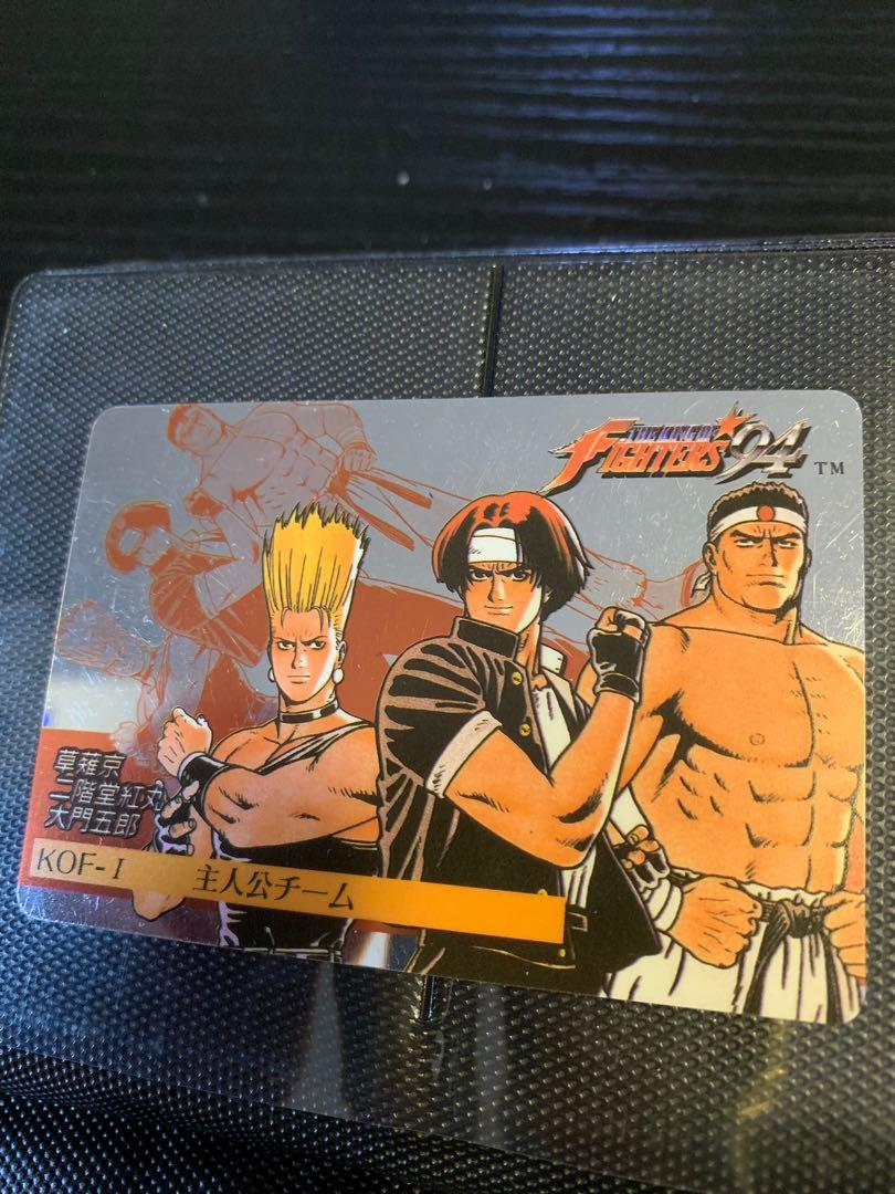 King of Fighters 雷射卡 KOF Card @ 1994