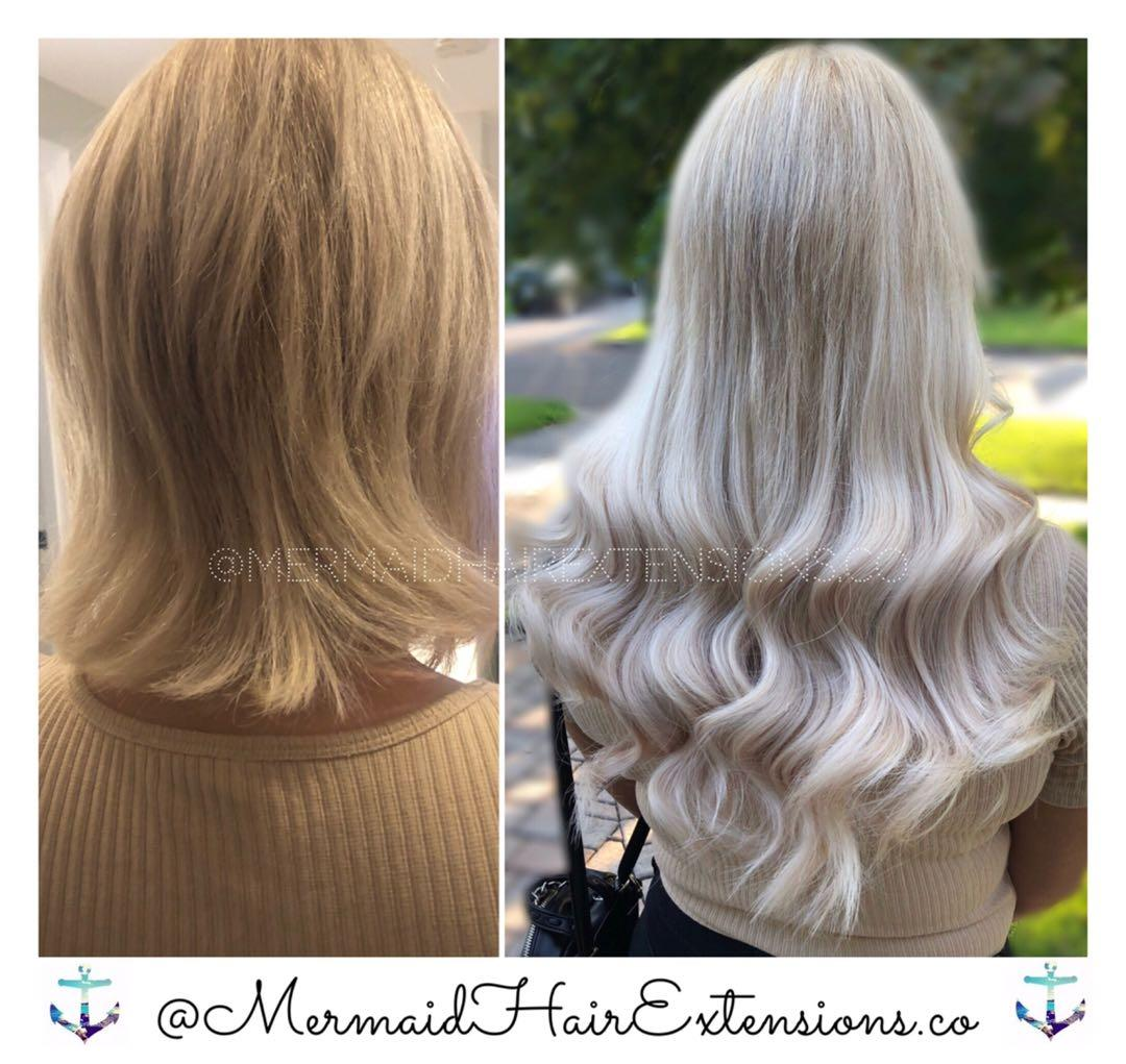 ✨MERMAID HAIR EXTENSIONS✨ Premium Quality | Trusted Services ✨