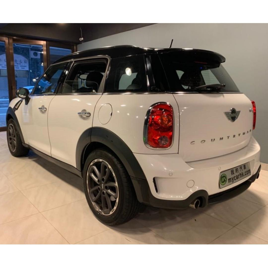 MINI MINI COOPER COUNTRYMAN S 2015/16
