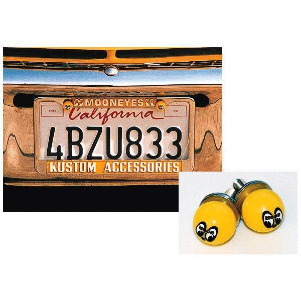 Mooneyes License Plate Bolt