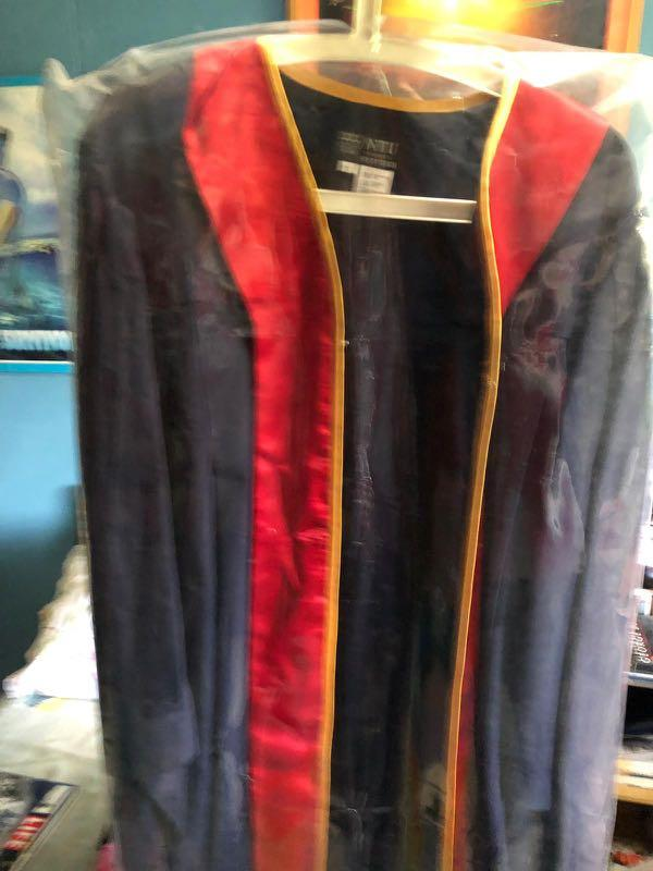 NIE Graduation Gown