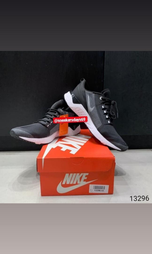 Nike Odyssey React Shield Oil Grey Black BNIB PERFECT PAIRS