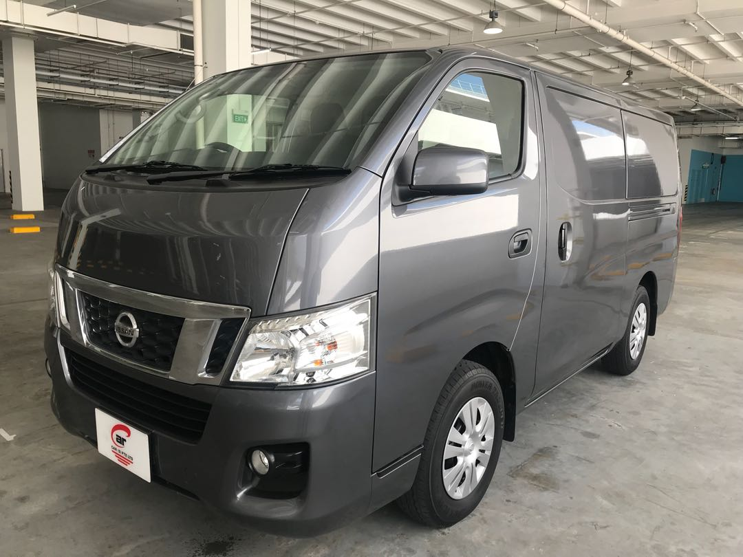 Nissan Nv350 2.5Auto/manual Driveaway