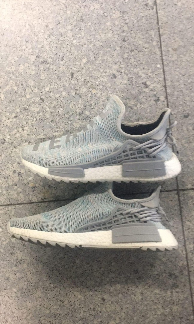 competitive price b5aef b30b8 NMD Human Race Billionaire Boys Club Cotton Candy, size 11.5 / 45.5,  adidas, real