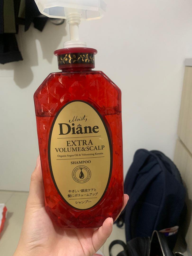 Shampoo Diane Extra Volume & Scalp