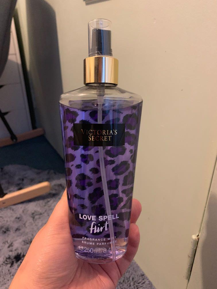 Victoria's Secret Love Spell Flirt Body Mist 250ml