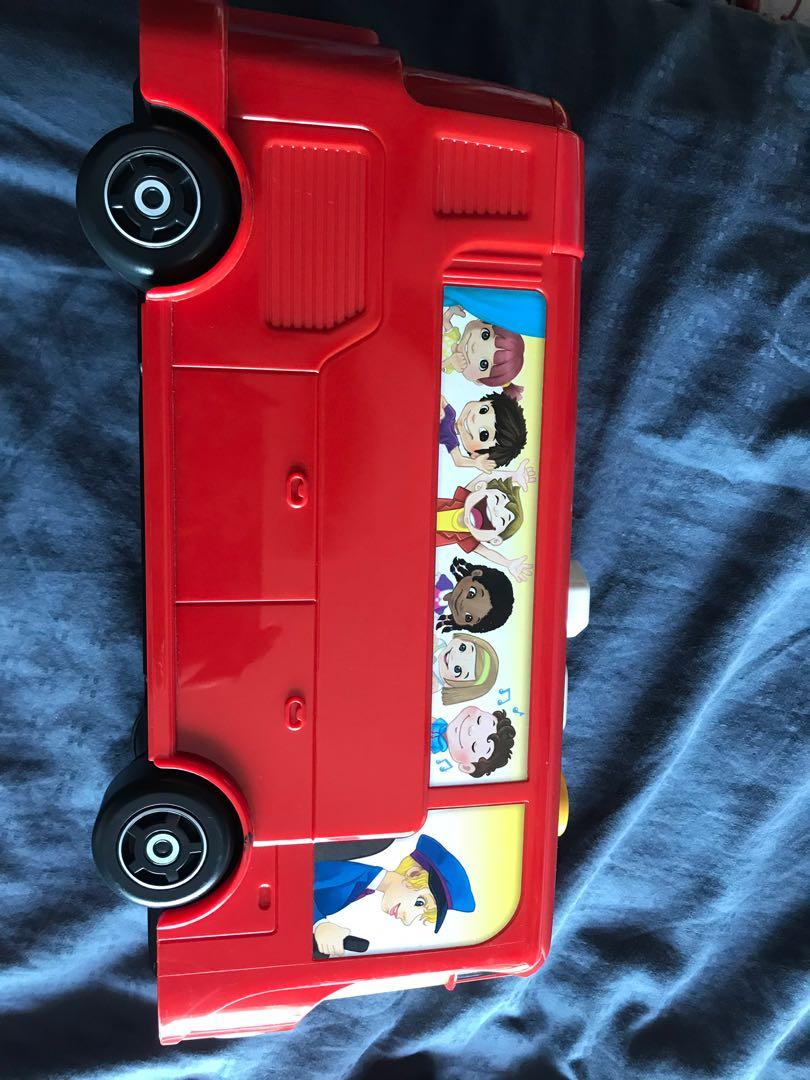 Vtech learning bus