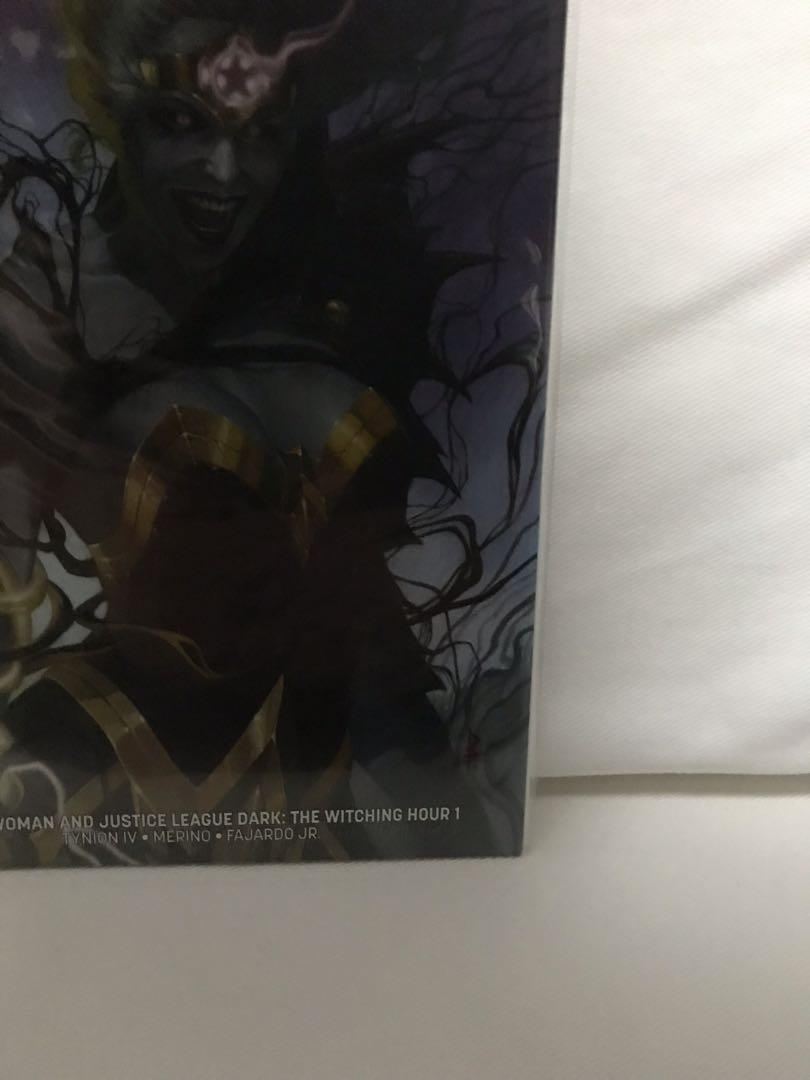 Justice League Dark Wonder Woman The Witching Hour #1 A Cover DC NM Comics Book