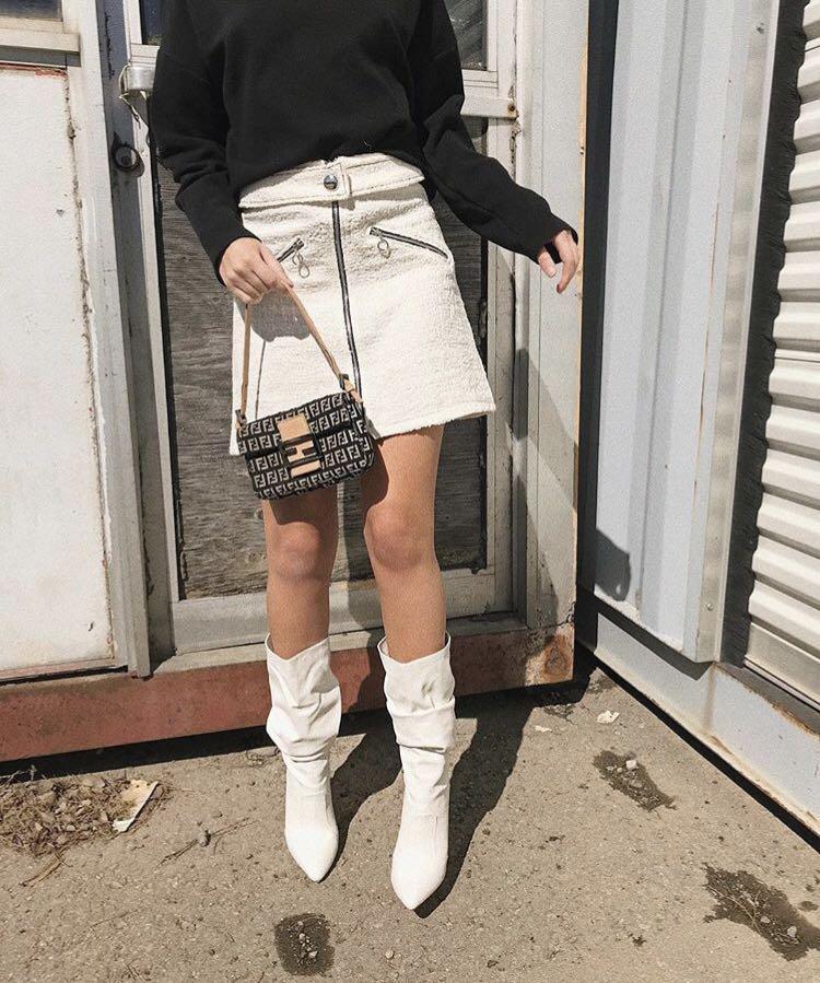 Zara mini skirt size XS