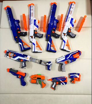 Nerf MEGA Cycloneshock, Toys & Games, Others on Carousell