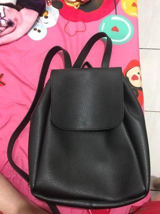 Miniso Backpack black