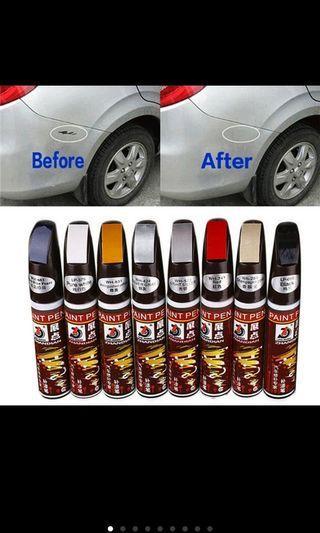 Car Paint Repair Pen Waterproof Clear Car Scratch Remover paint pen
