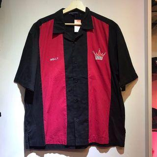 黑紅保齡球衫(#61)