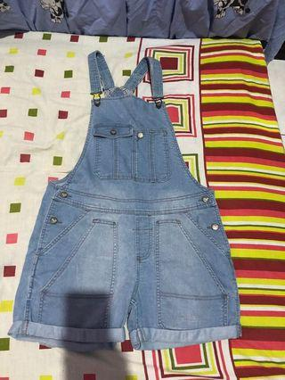 Baju Kodok jeans ROXY