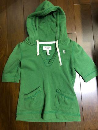 Abercrombie & Fitch 短袖帽T