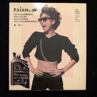 鄭秀文 sammi Faith 信 2009 cd