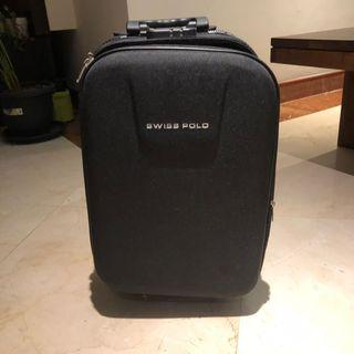 🚚 Soft suitcase carrier luggage small
