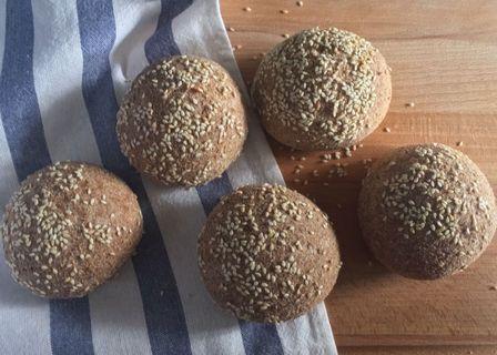 Keto Buns (Almond flour only)