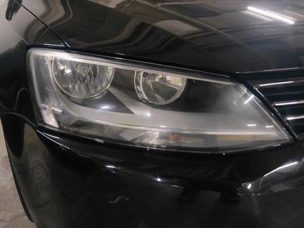 Jetta MK6 headlight