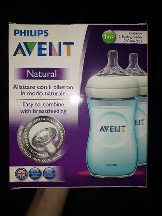 Botol Susu Avent 260ml (2pcs) BNIB