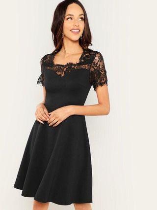 Shein Black Dress *NEW*