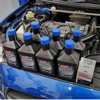 AMSOIL DOMINATOR® 15W-50 Racing Oil @$128 PROMO