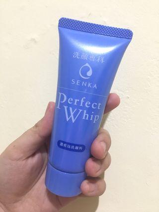 Senka Perfect Whip Facial Foam 50gr