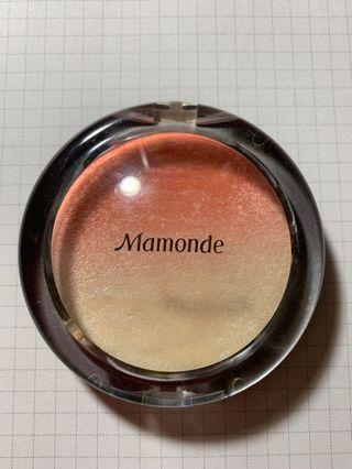 Manomde 橘色打亮