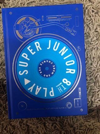 {WTS} SUPER JUNIOR ONE MORE CHANCE ALBUM
