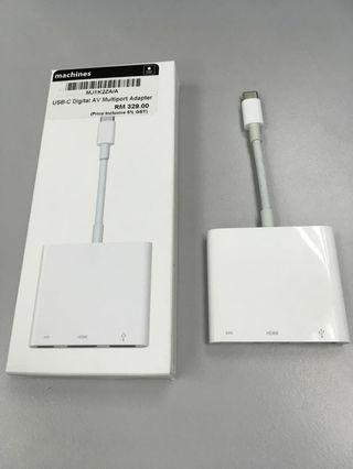 Apple USB-C to Multiport Adapter
