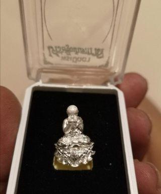 Small Phra buddha pidtha Lp liap Wat pho koy Be 2561