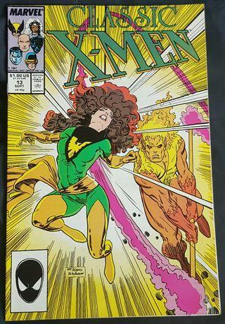 classic x-men #13 marvel comics comic comicbook