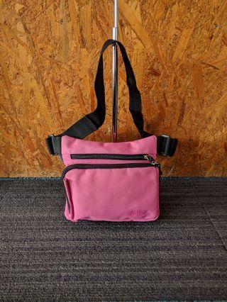 Waistbag fila pink