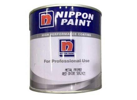 Nippon metal primer red oxide 1L