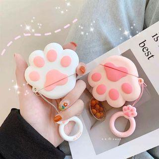 Cat Paws AirPods Casing